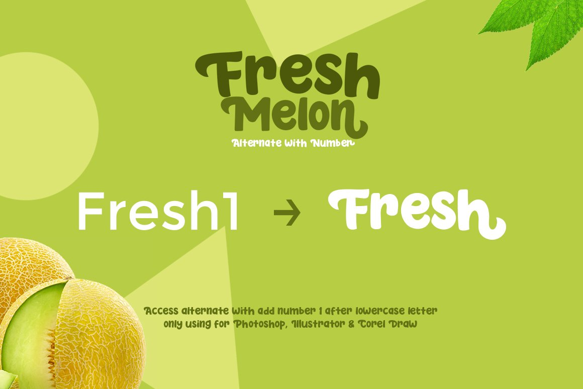 Fresh Melon example image 7