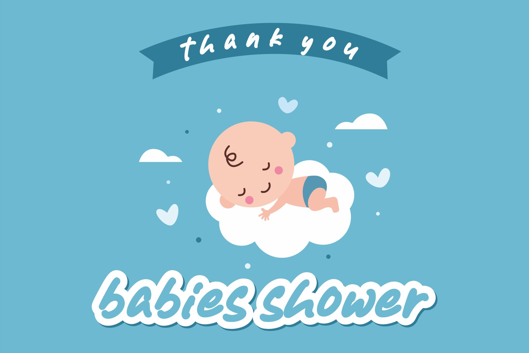 Babies Shower example image 7