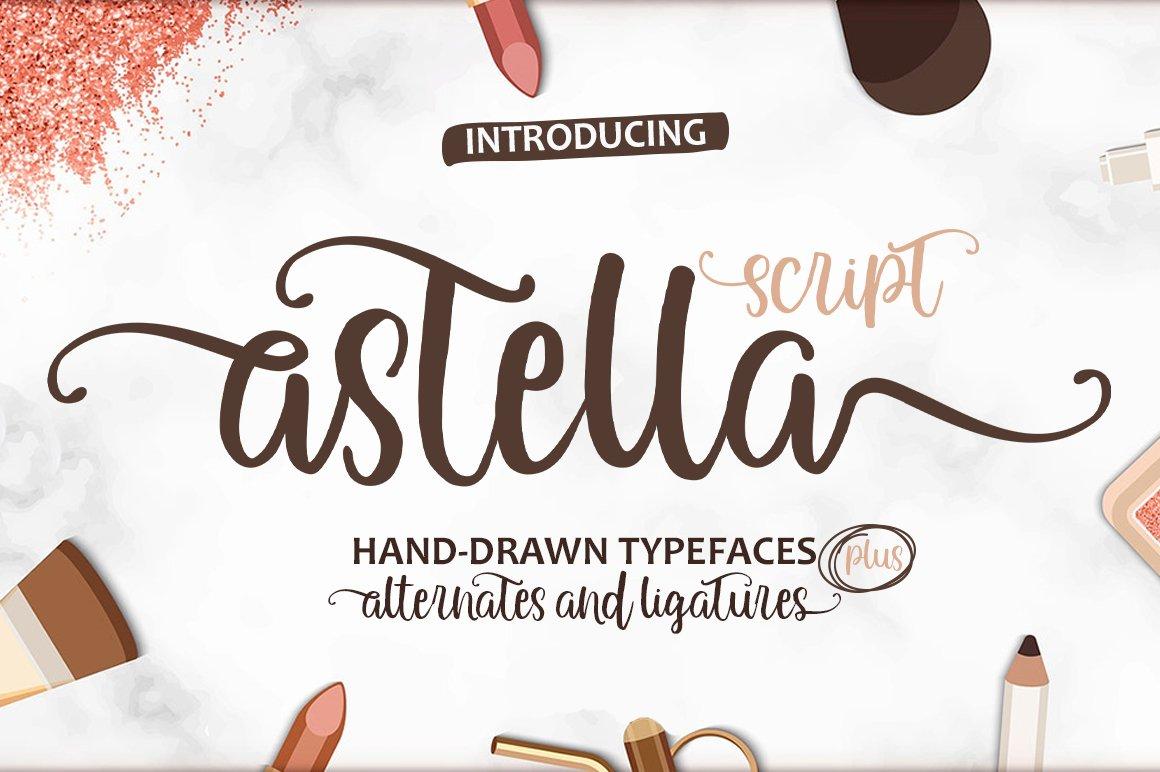 Astella Script example image 1