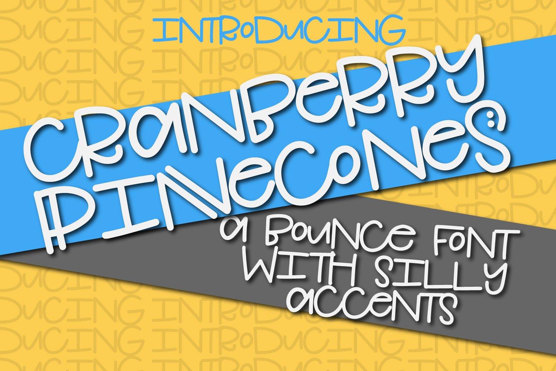 Fall Font Bundle - 23 Cut Friendly Fonts! example image 3