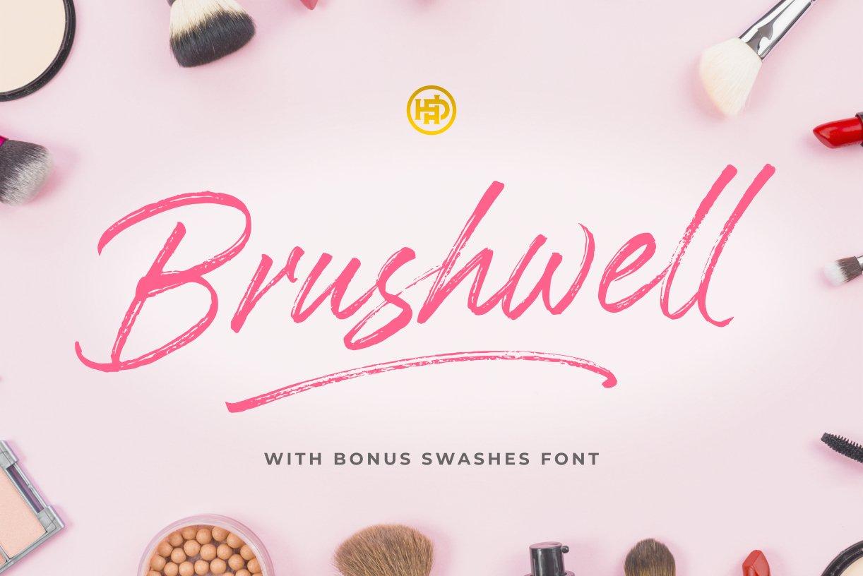 Brushwell example image 1