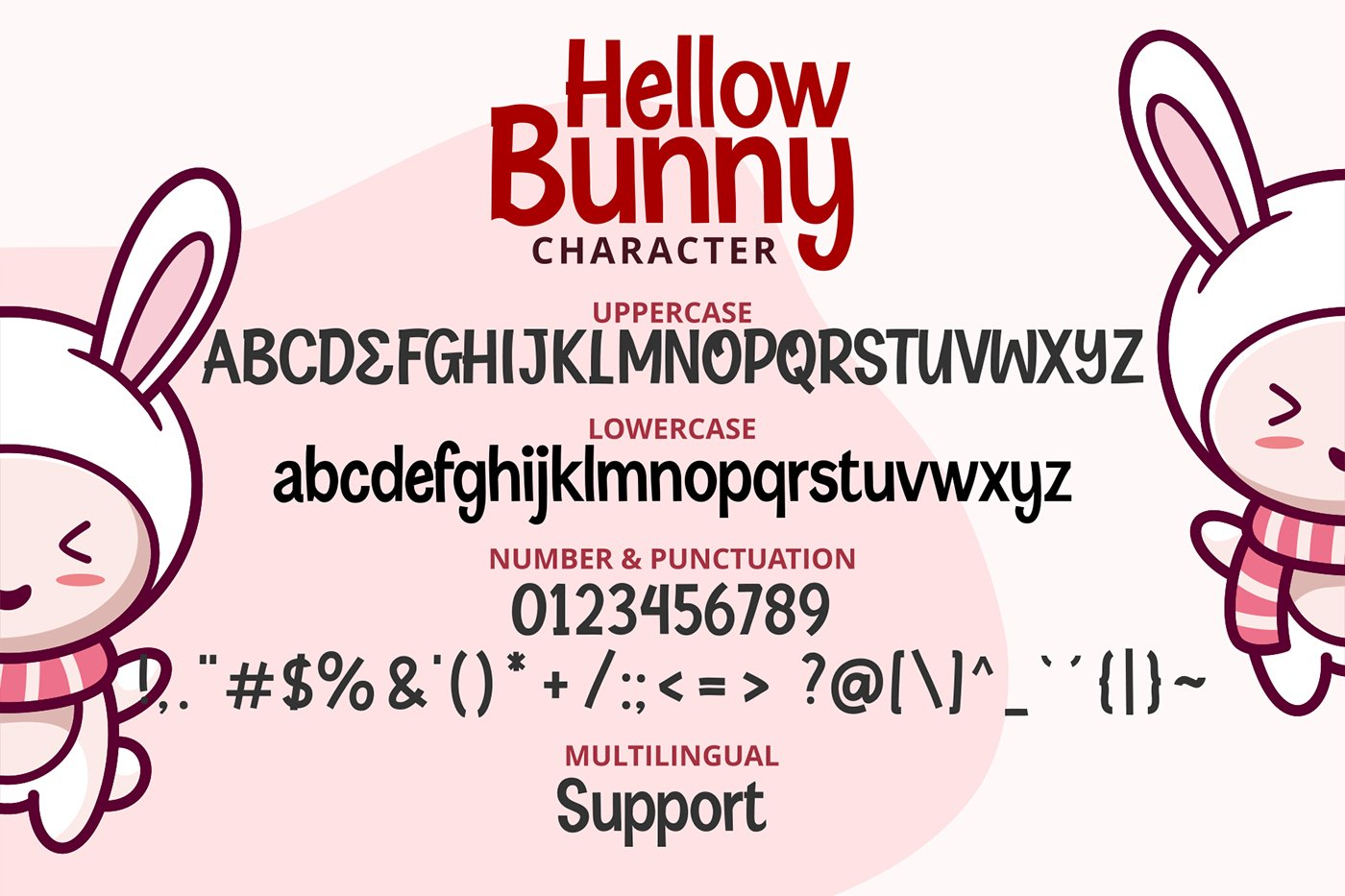 Hellow Bunny example image 5