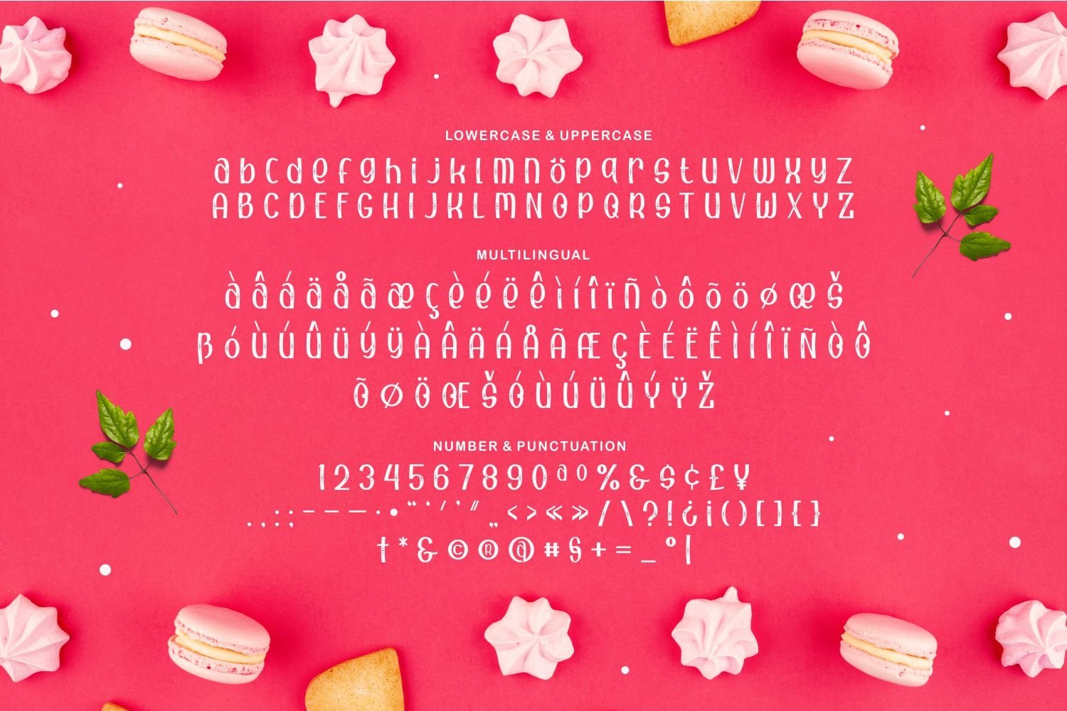 Lovebird - Cute and Lovely Typeface example image 5