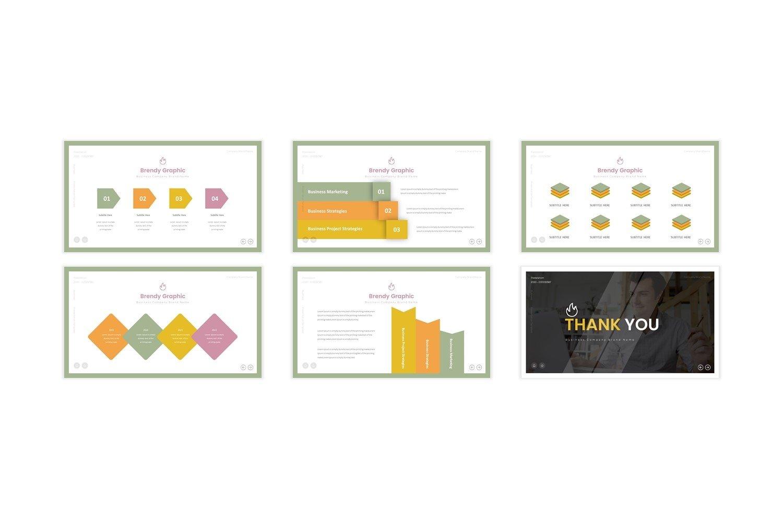 Brendymore - Keynote Template example image 3