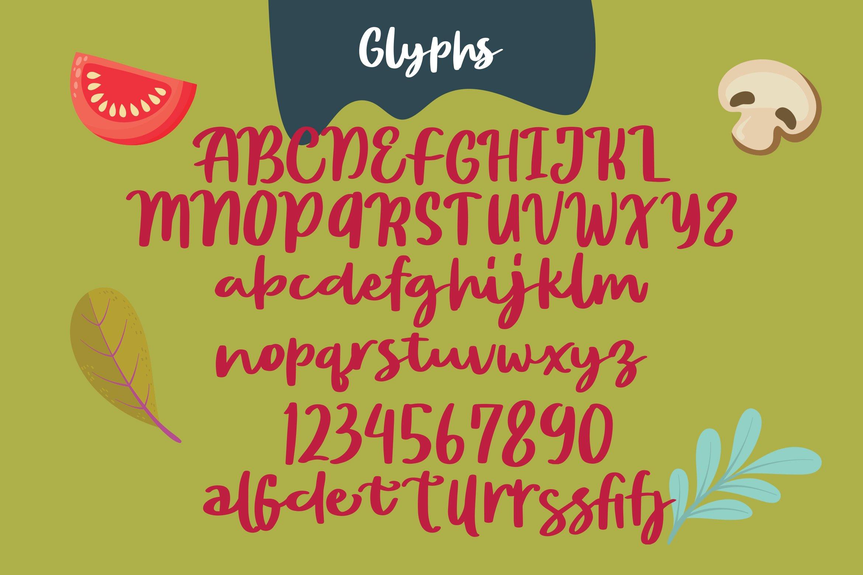 Jandita - Fancy Fonts example image 5