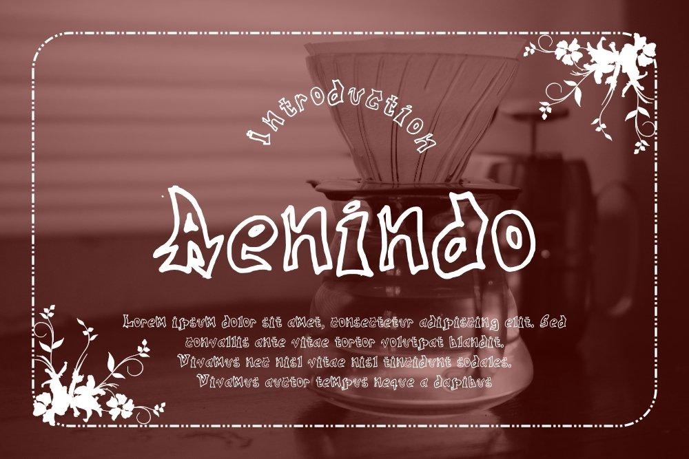 Aenindo example image 1