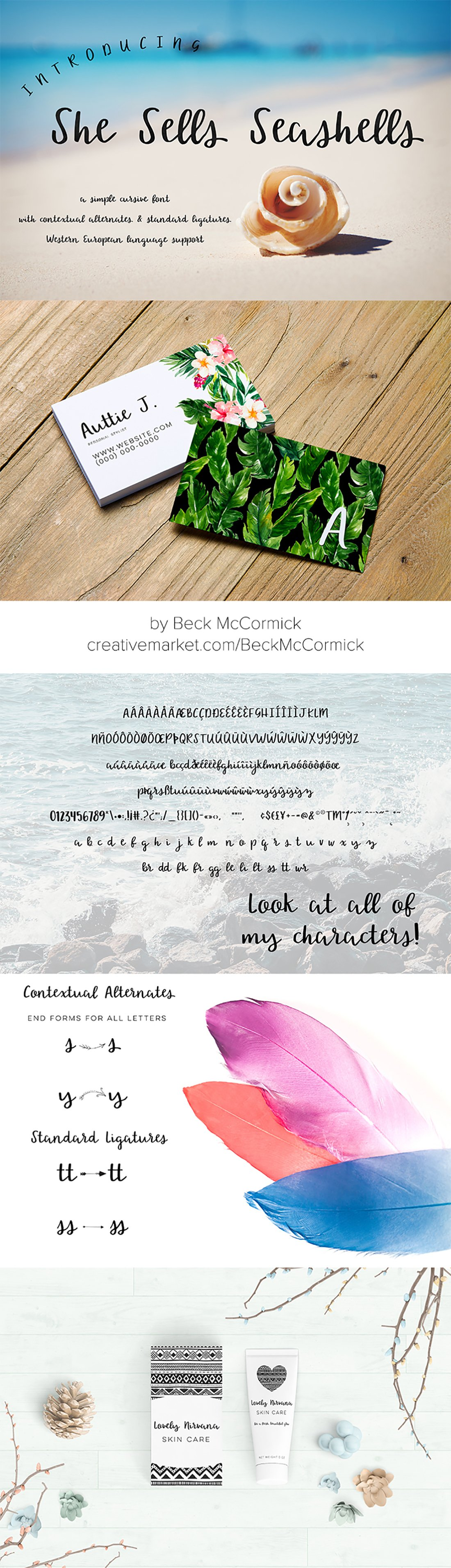 The Crafter's Font Bundle example image 19
