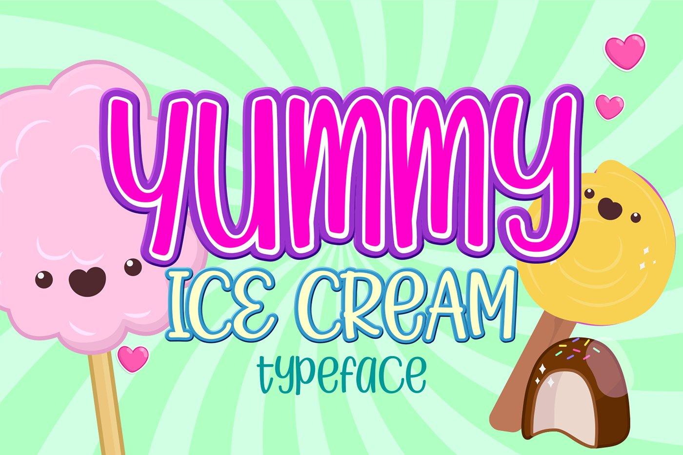 Yummy Ice Cream example image 1