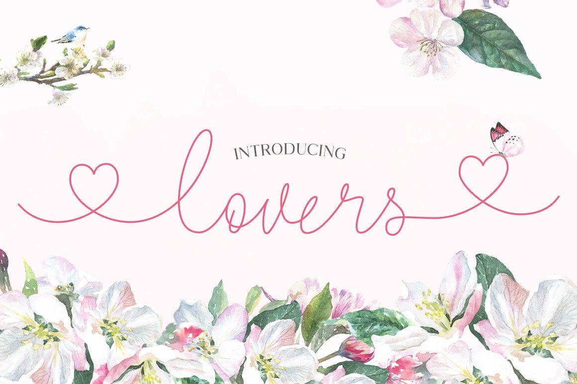 Lovers Script example image 1