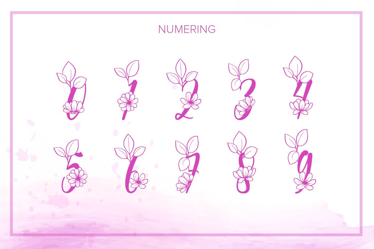 Saylendra Monogram example image 3