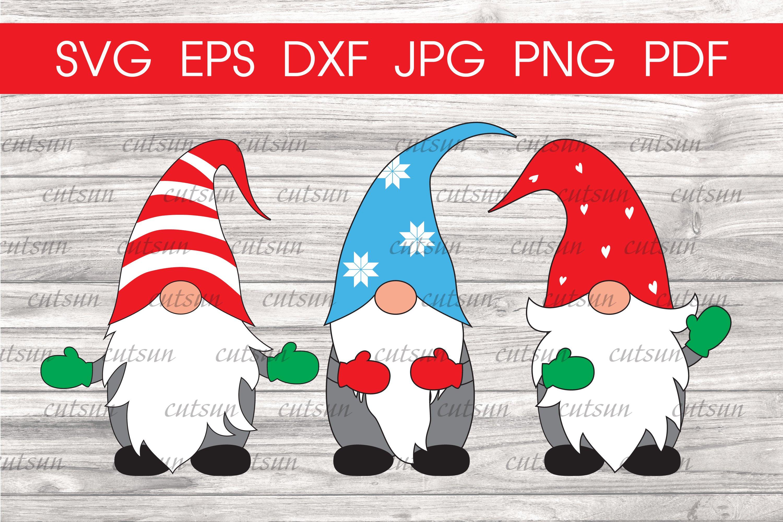christmas gnomes svg gnome svg christmas svg 391736 cut files design bundles christmas gnomes svg gnome svg christmas svg