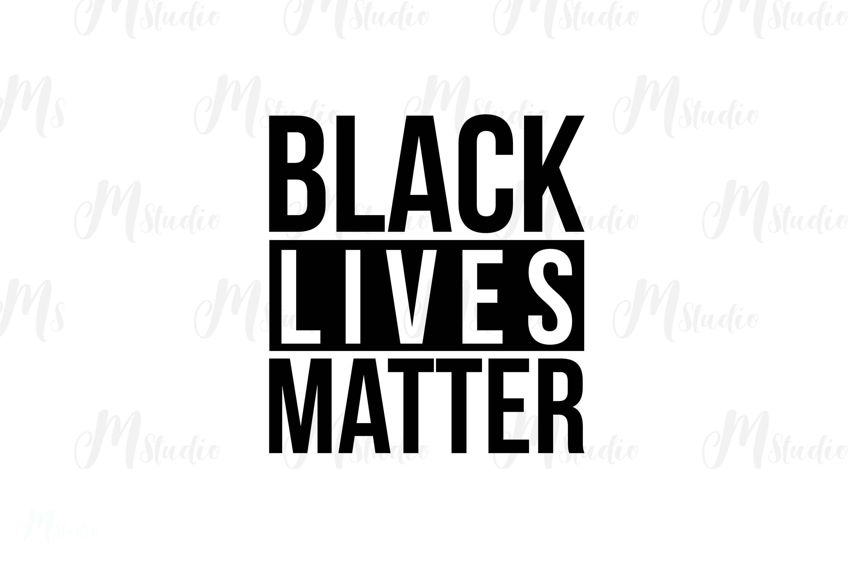 Black Lives Matter SVG Bundle example image 2