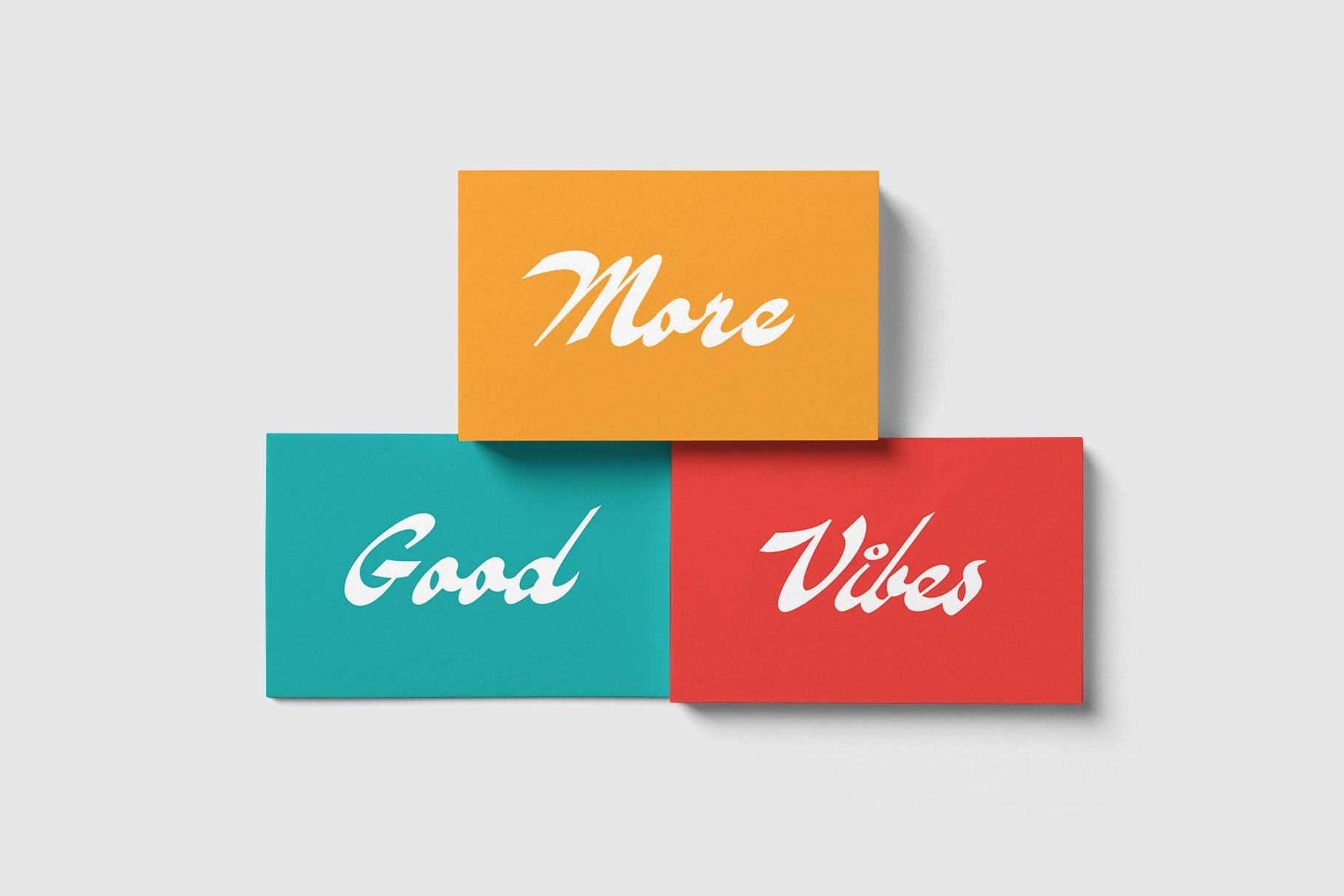 Logrono Typeface example image 3