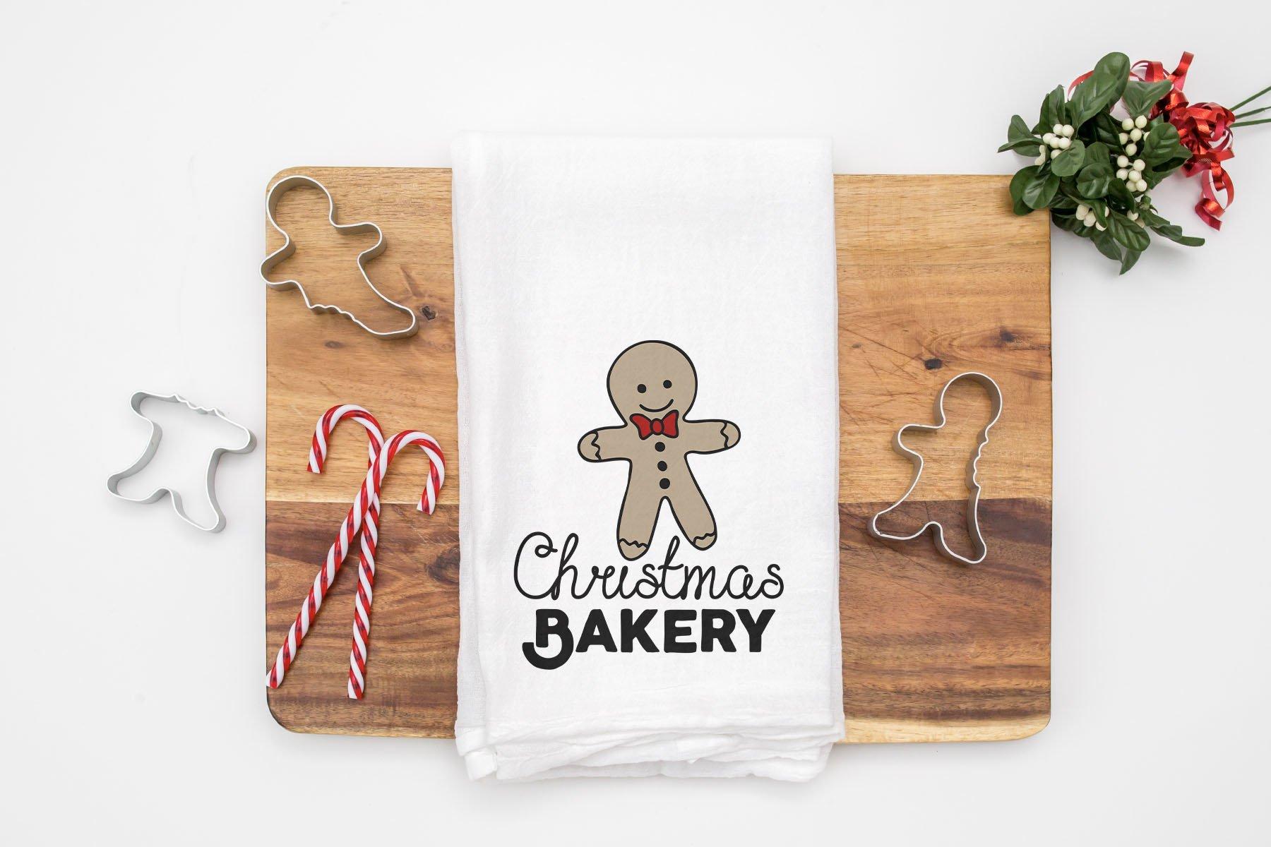 Christmas SVG Bundle | Christmas Cookies SVG example image 3