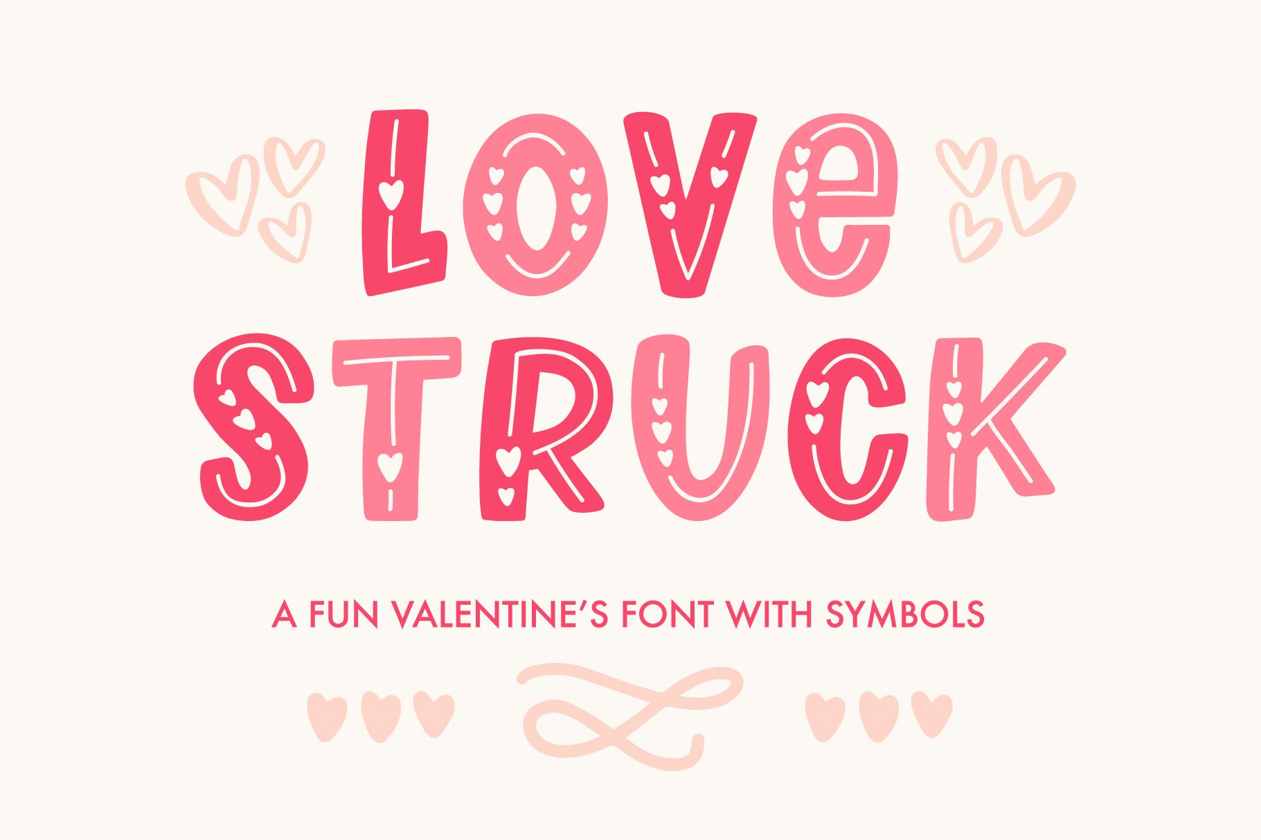 Huge Font Bundle, 24 fonts from 16 Font Families example image 12