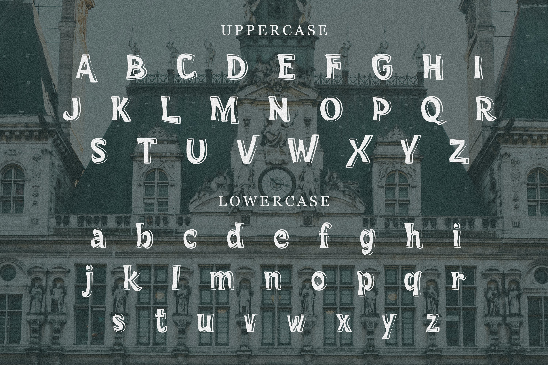Gerald - Display Font example image 4