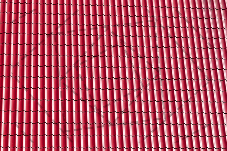 roof red detail example image 1