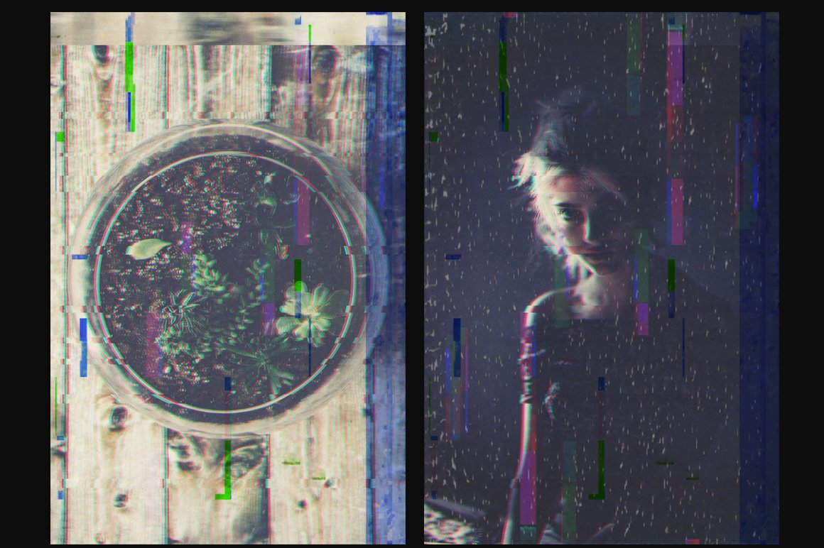 VHS - Photo Template example image 4