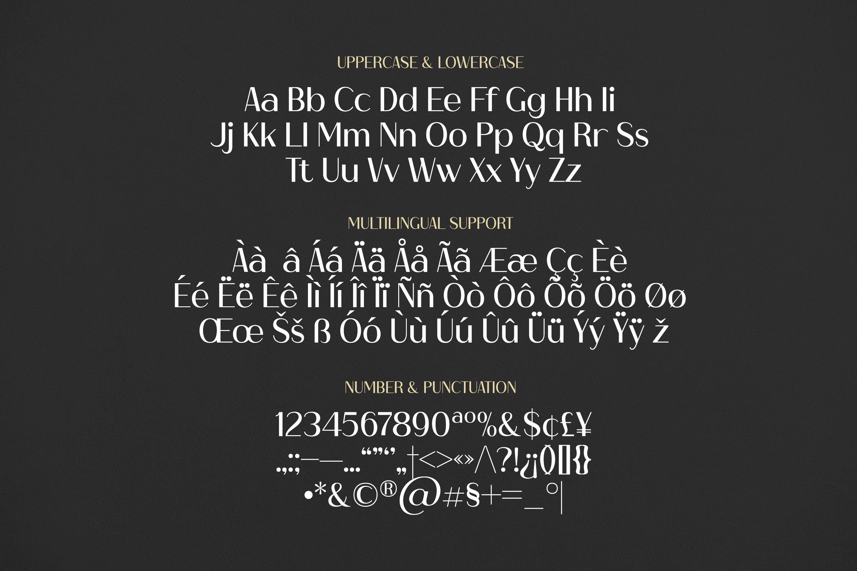 Brigham Font example image 2