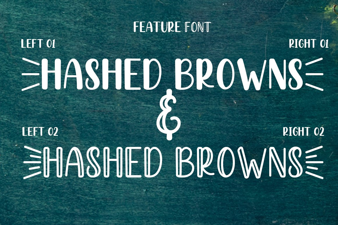 Hashed Browns example image 6
