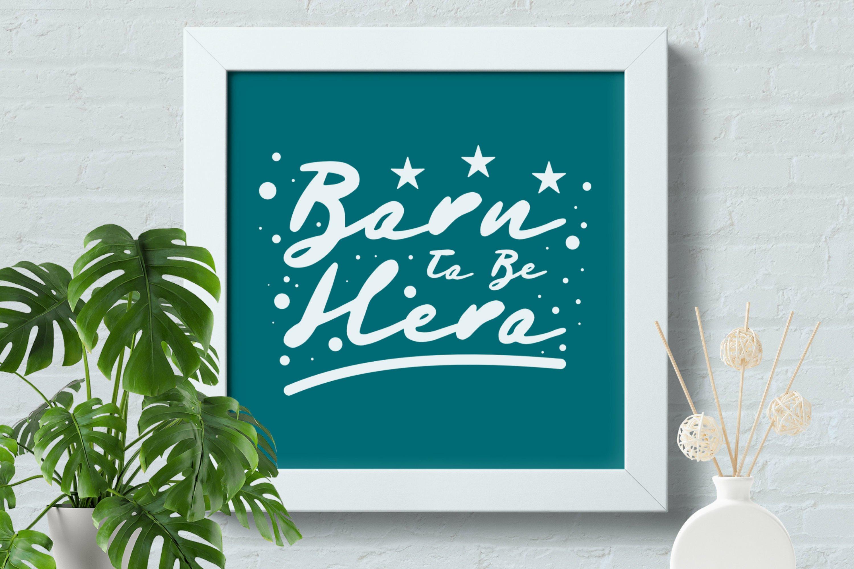 Binnie Bannie Font example image 2