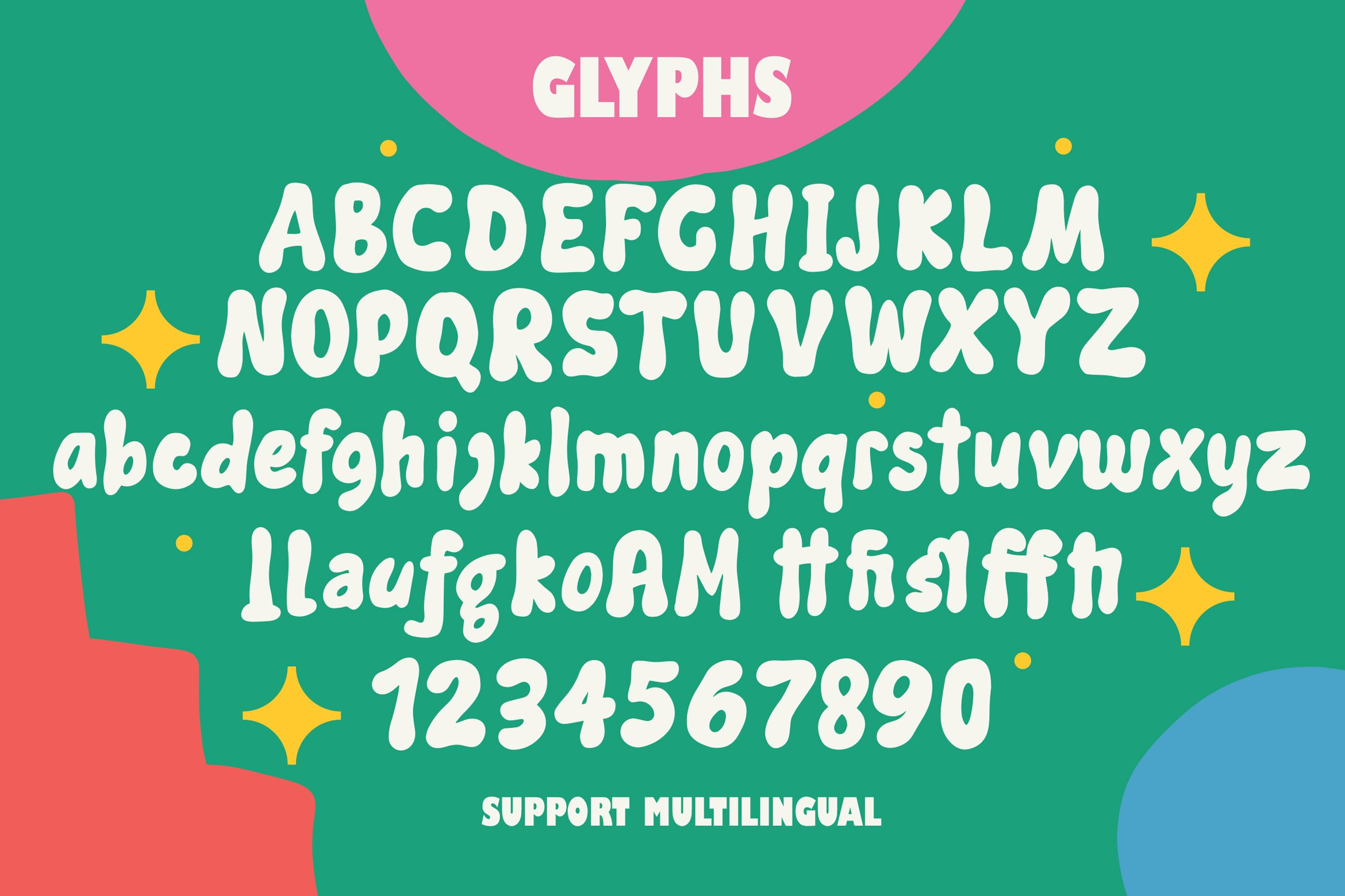 Mollusca - Fancy Fonts example image 6