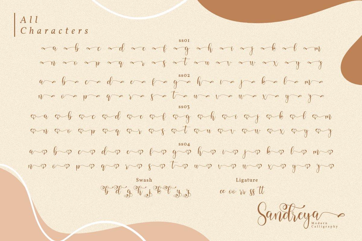 Sandreya example image 9