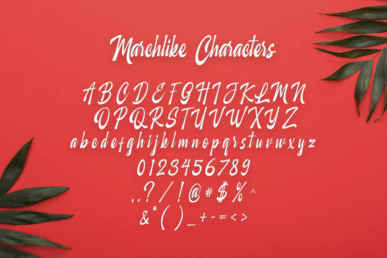 Marchlike example image 7