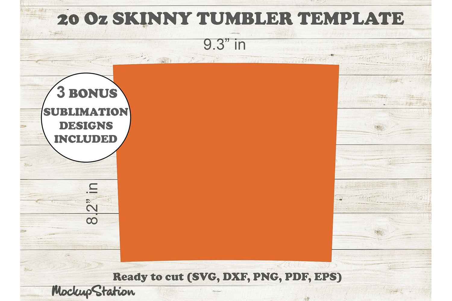 20oz Skinny Tumbler Template Svg Tapered And Straight Wall 932398 Cut Files Design Bundles
