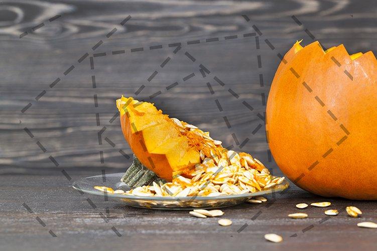 cut small pumpkin example image 1