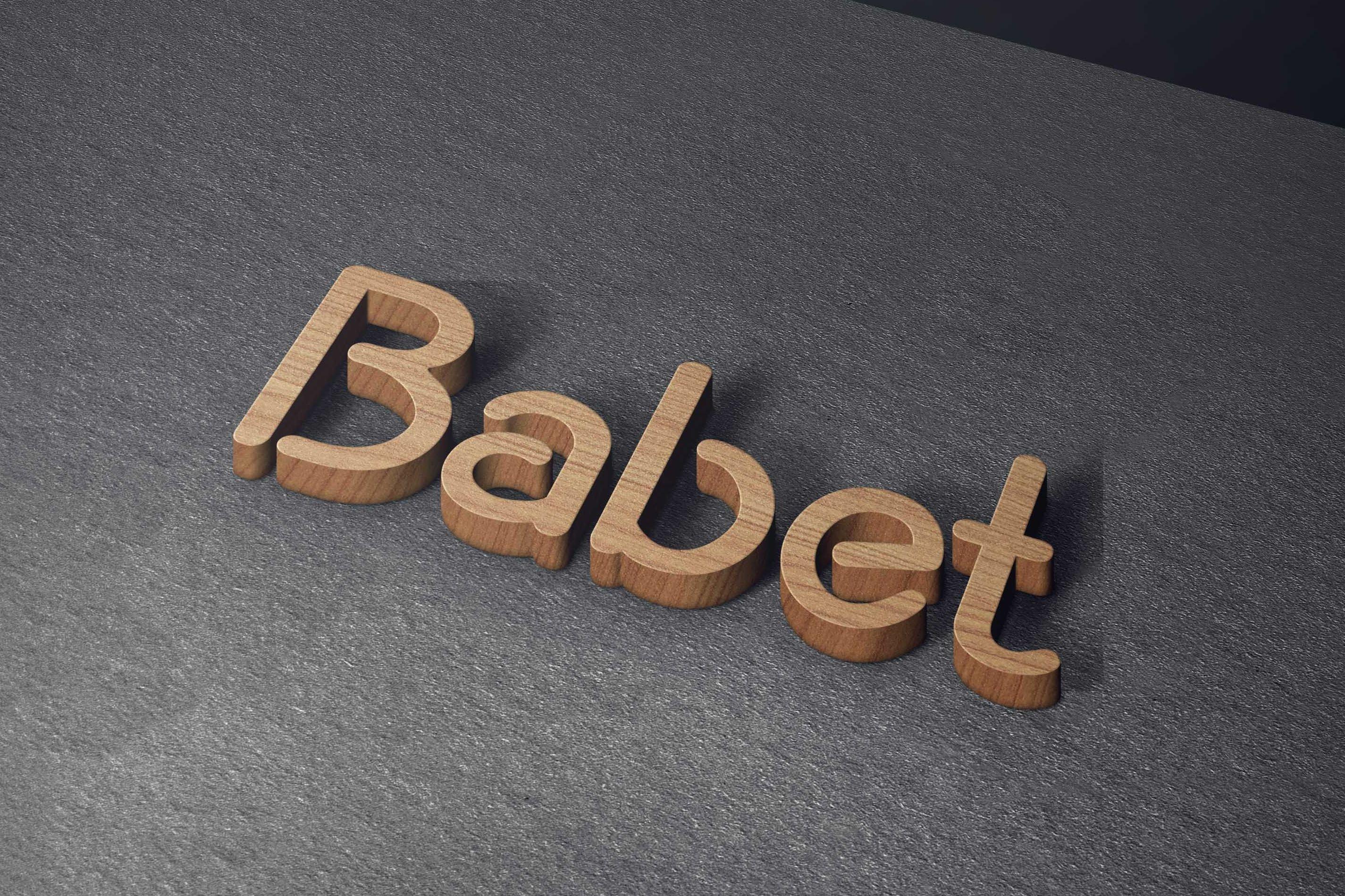Babet example image 6