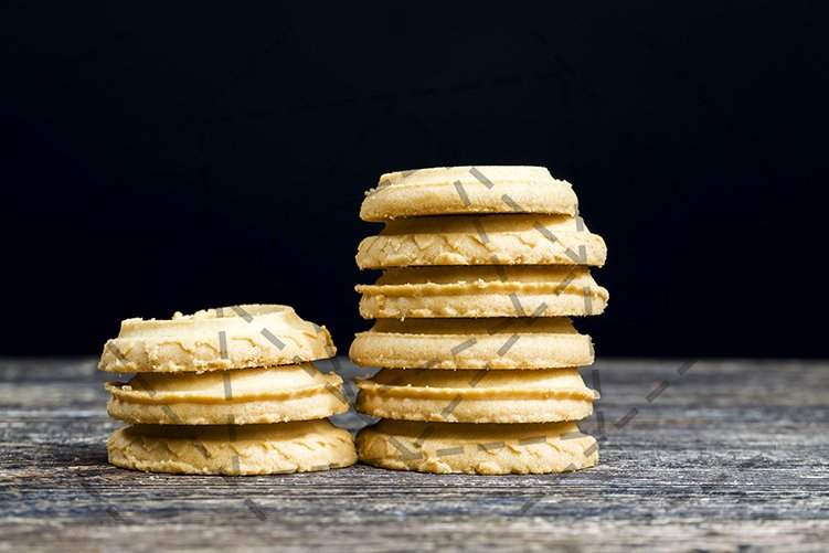 crumbly cookies example image 1