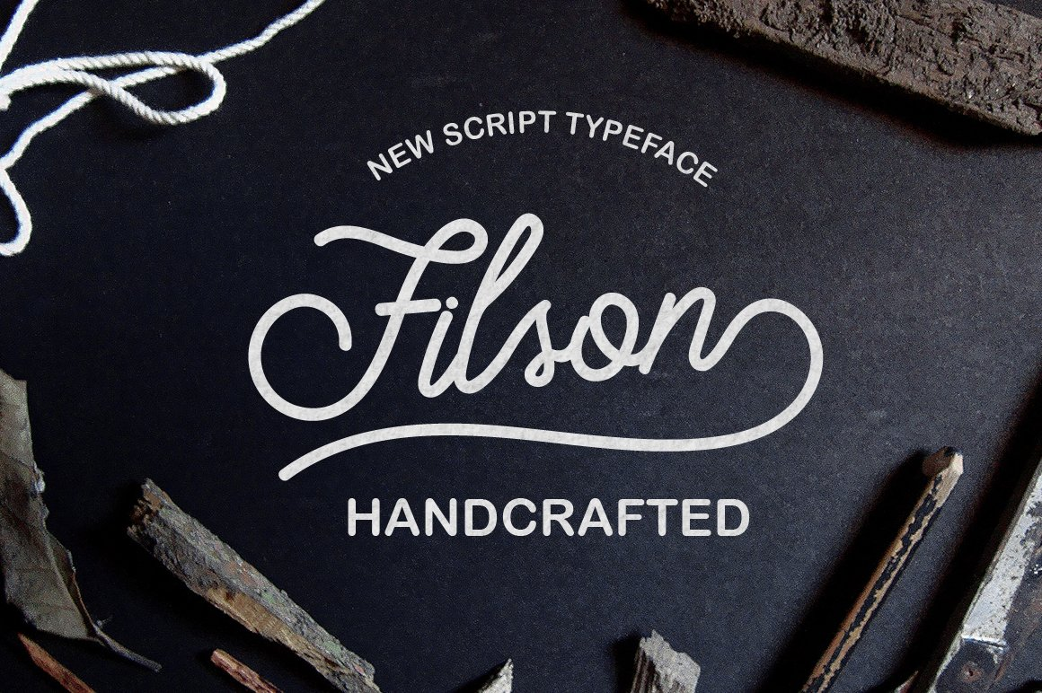 47 IN 1 FONT BUNDLE example image 7