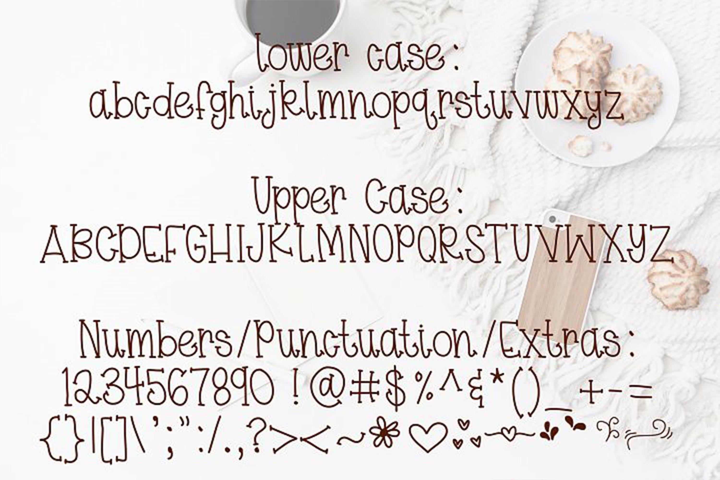 The 'Popular Fonts' Bundle - 10 font families! example image 26