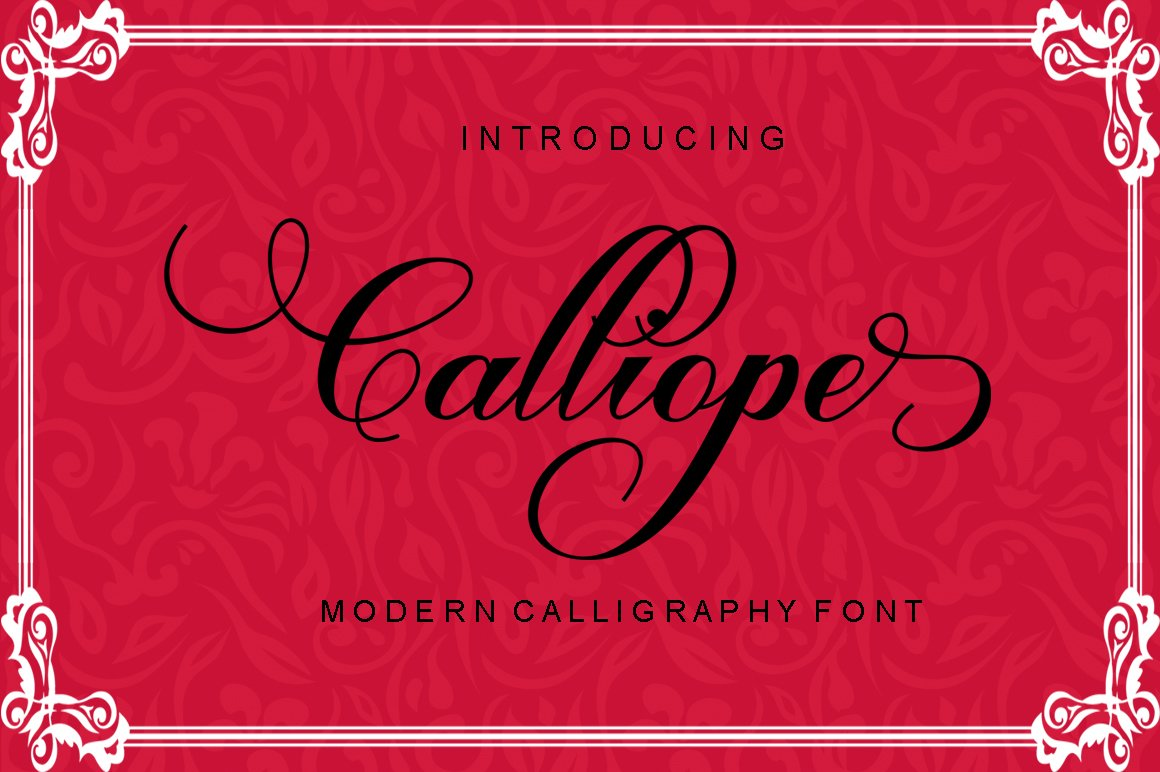 Beauty Font Bundles example image 15