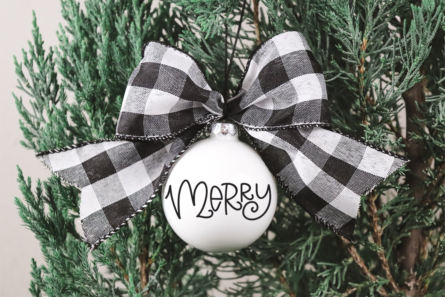 Christmas Wishes - A Christmas Handlettered Font Duo example image 7