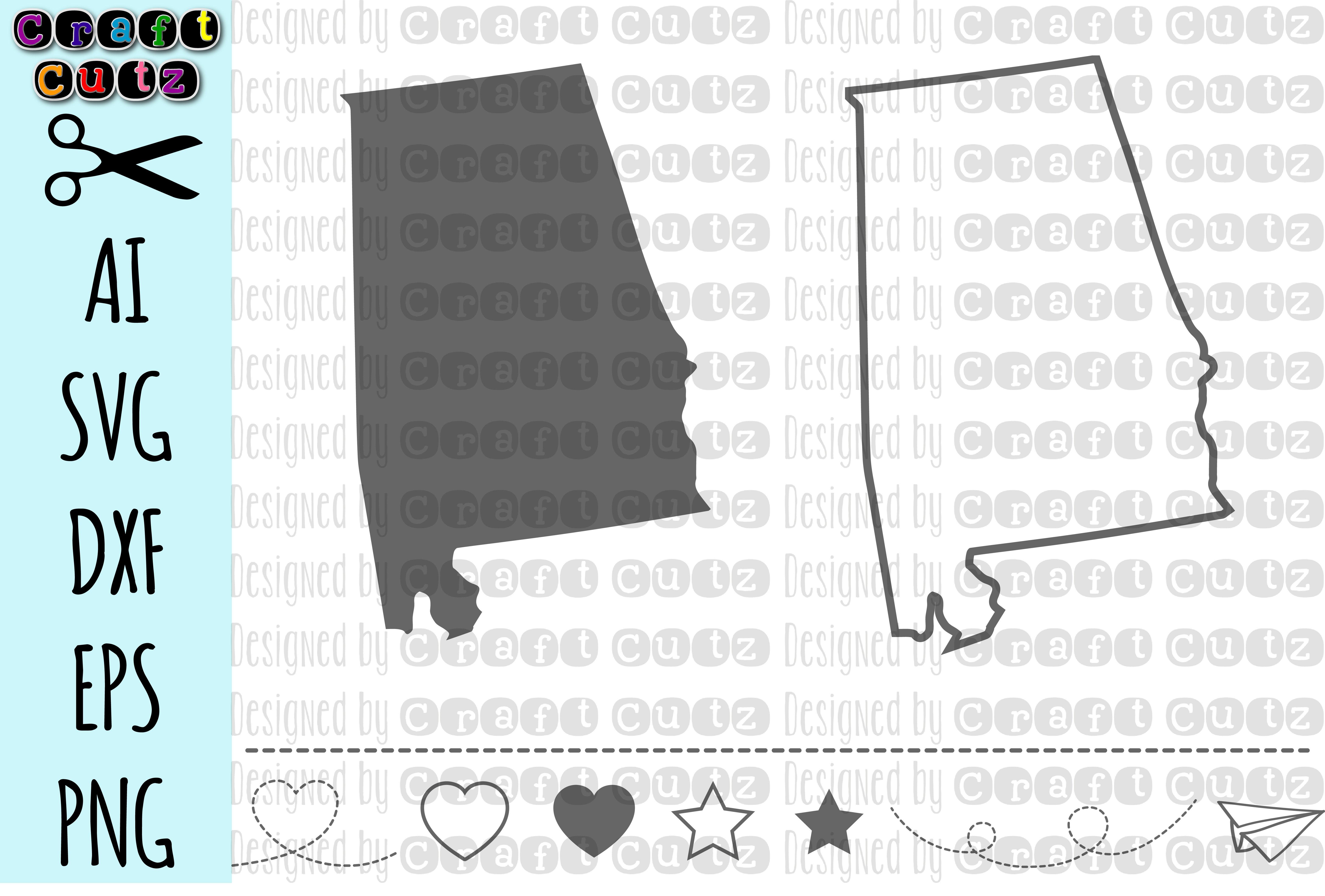 Download Alabama Svg State Svg Files Alabama Vector United States Svg State Clip Art Alabama Cut File Alabama State File State Outline 83594 Svgs Design Bundles
