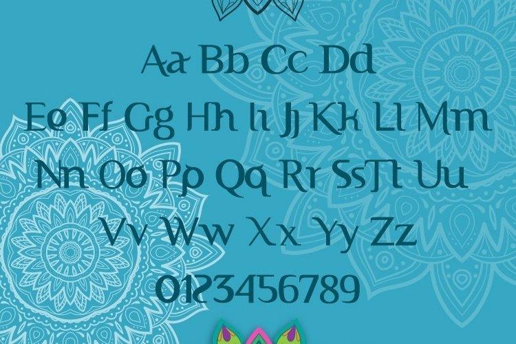 FTF Indonesiana Aruna Serif PRO example image 2