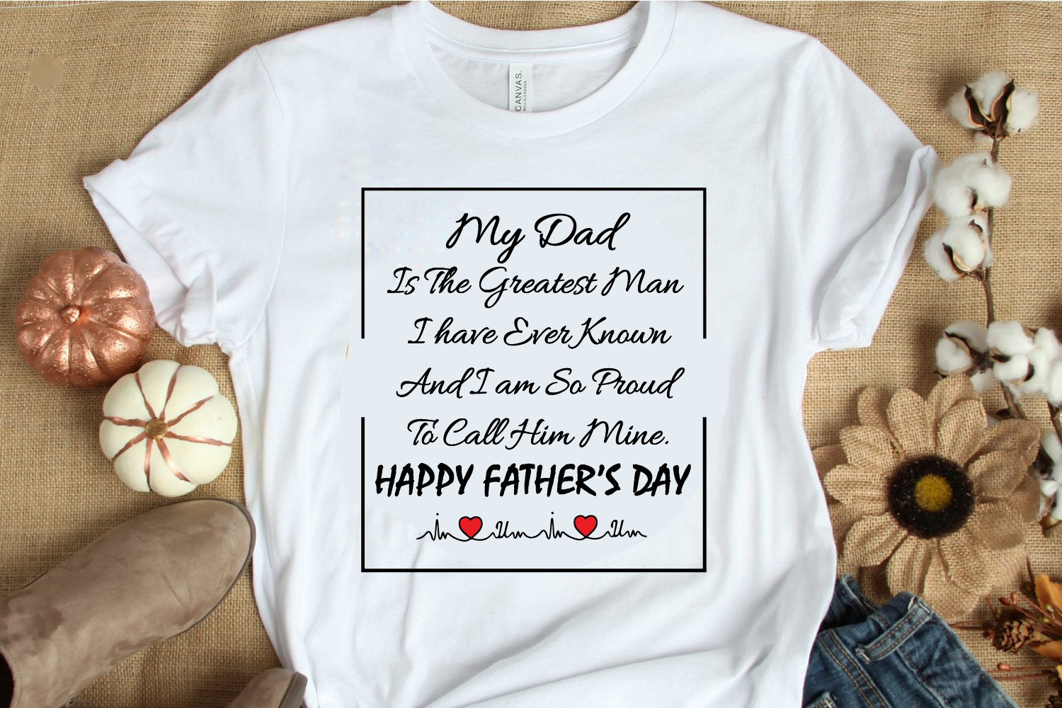 Fathers Day SVG PNG DXF EPS Dad Quote SVG Dad Saying SVG example image 2