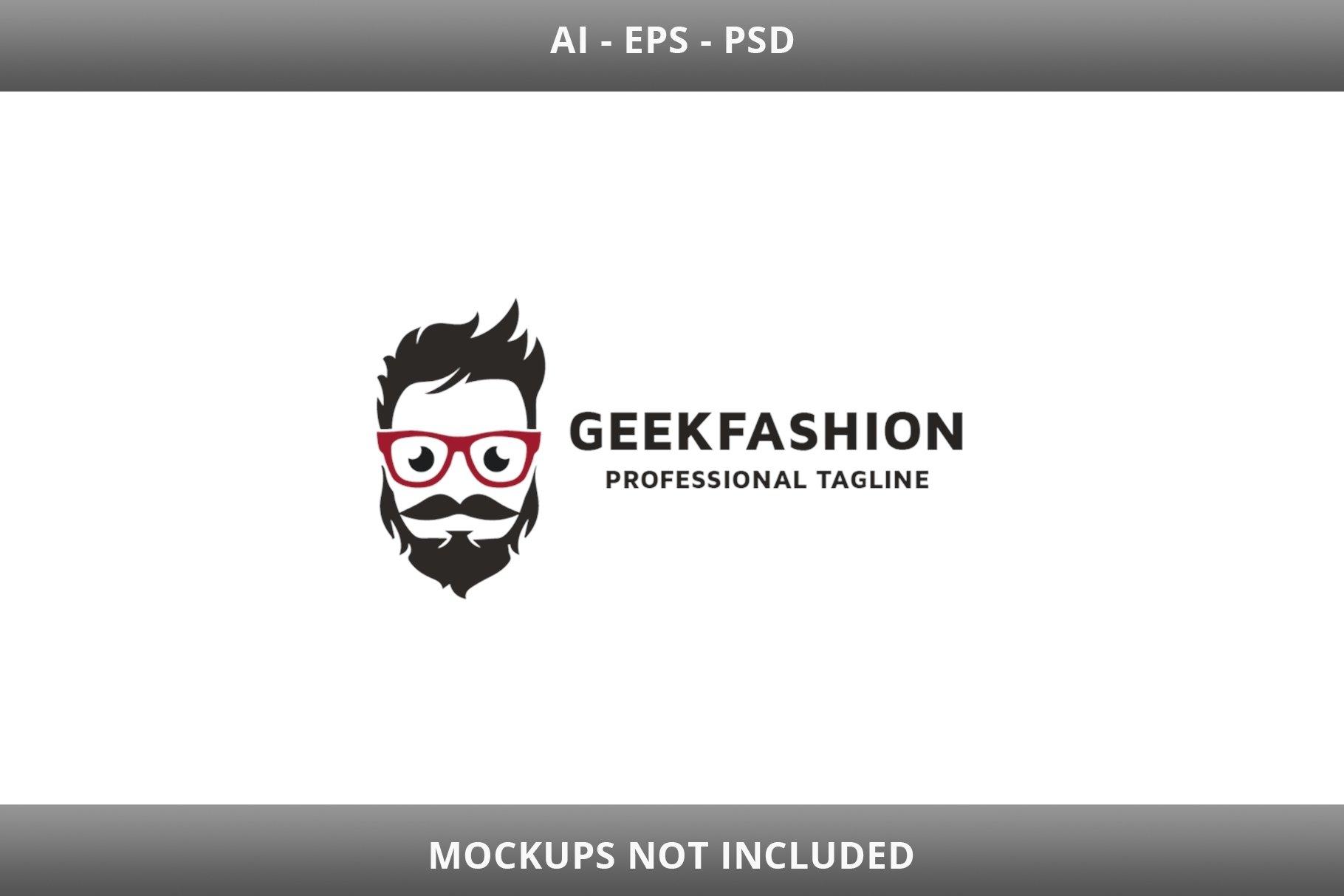 Geek Fashion Logo example image 2