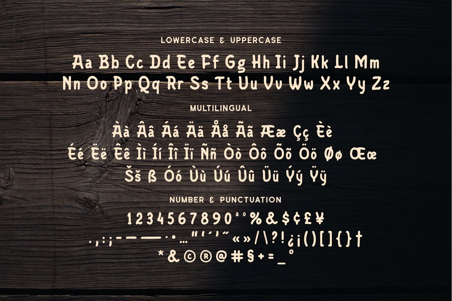 Aerotown - Authentic and Vintage Sans Serif Font example image 5