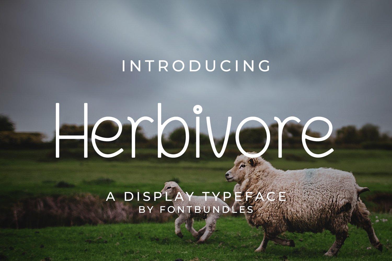 Herbivore example image 1
