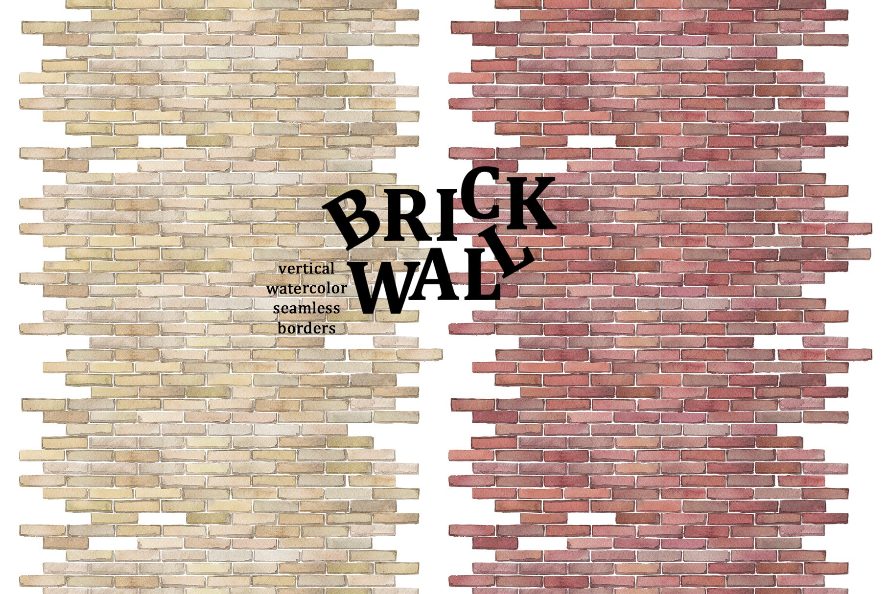 Brick wall collection example image 2