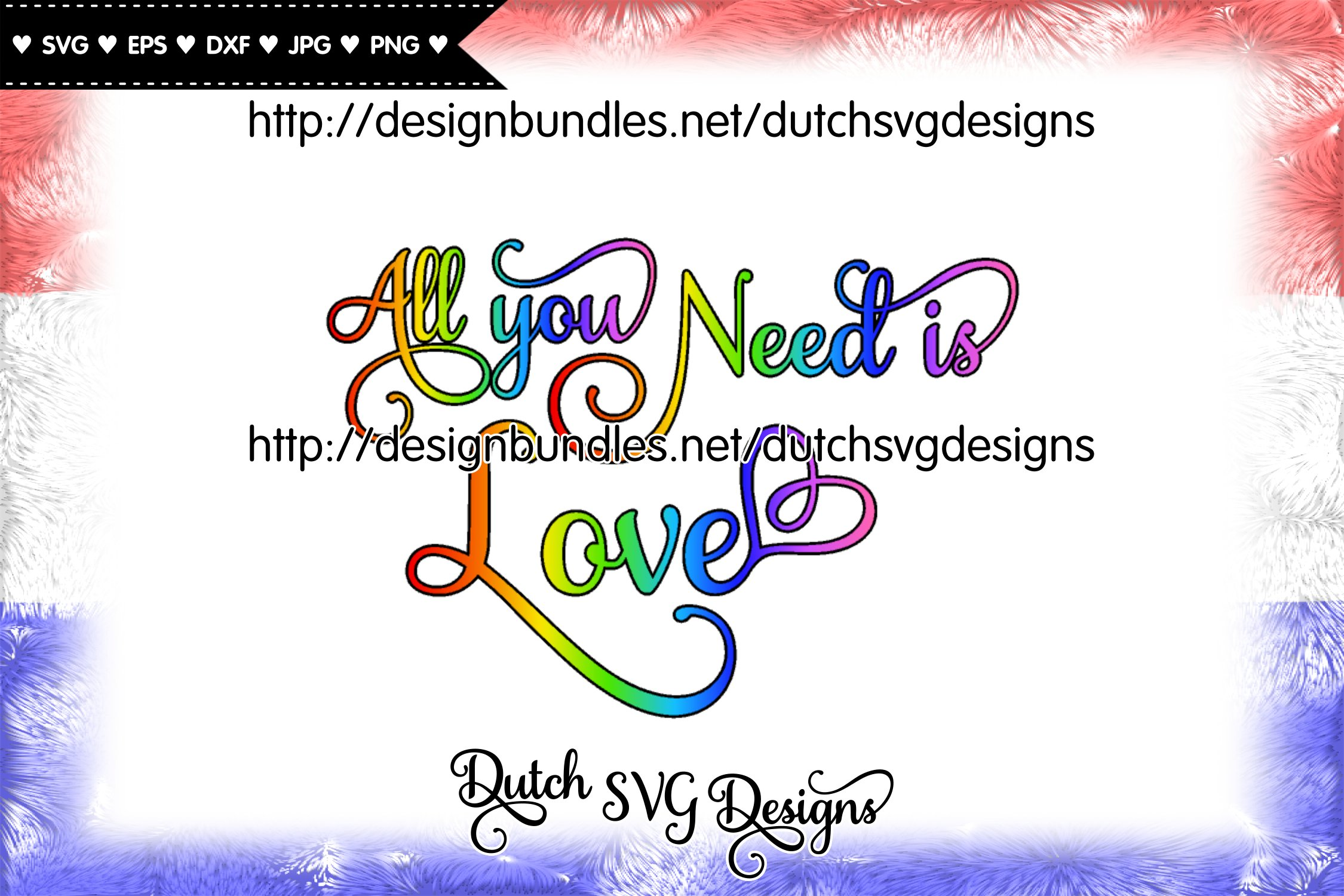 Text Cutting File All You Need Is Love Love Svg Valentine 445116 Cut Files Design Bundles