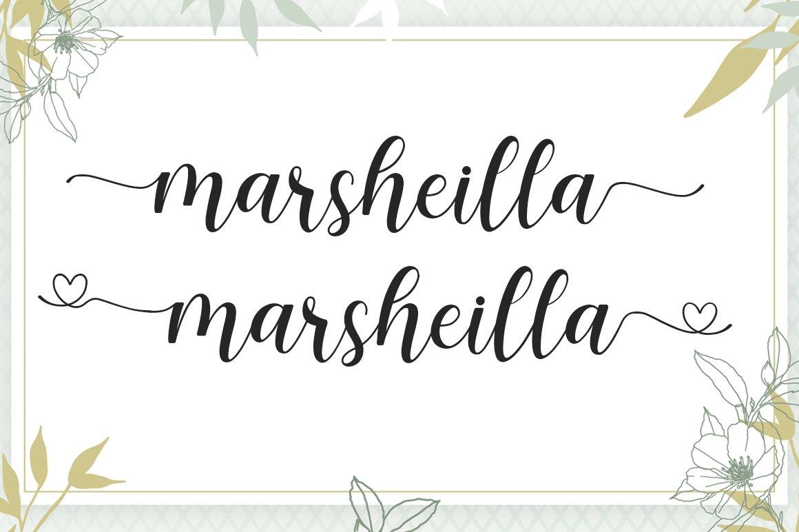 Marsheilla example image 5