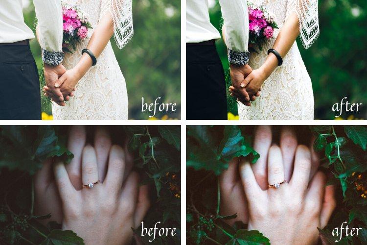 Wedding Mobile and Desktop Lightroom Presets example image 5