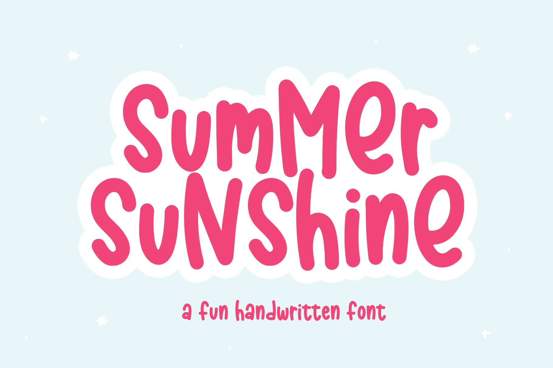 Font Bundle - Handwritten Fonts for Crafters! example image 12
