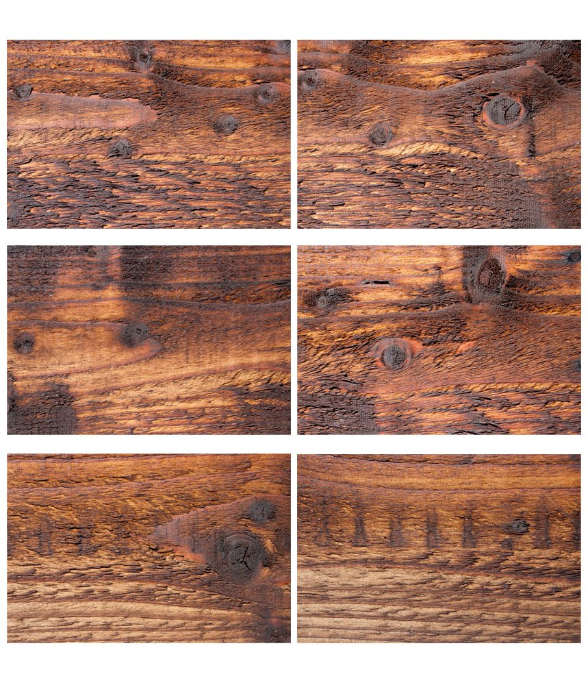 Dark Red Barn Wood Textures example image 2