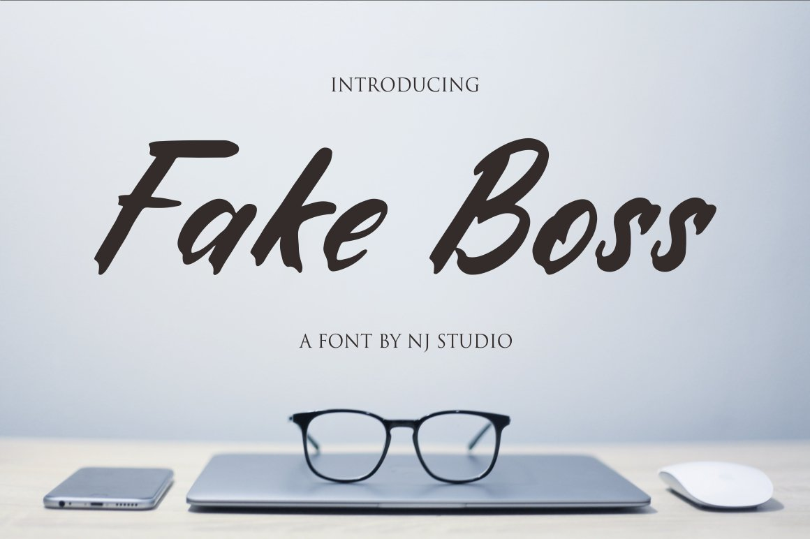 Fake Boss example image 1
