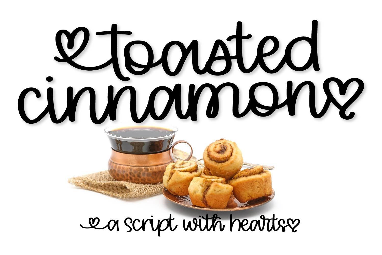 Toasted Cinnamon example image 1